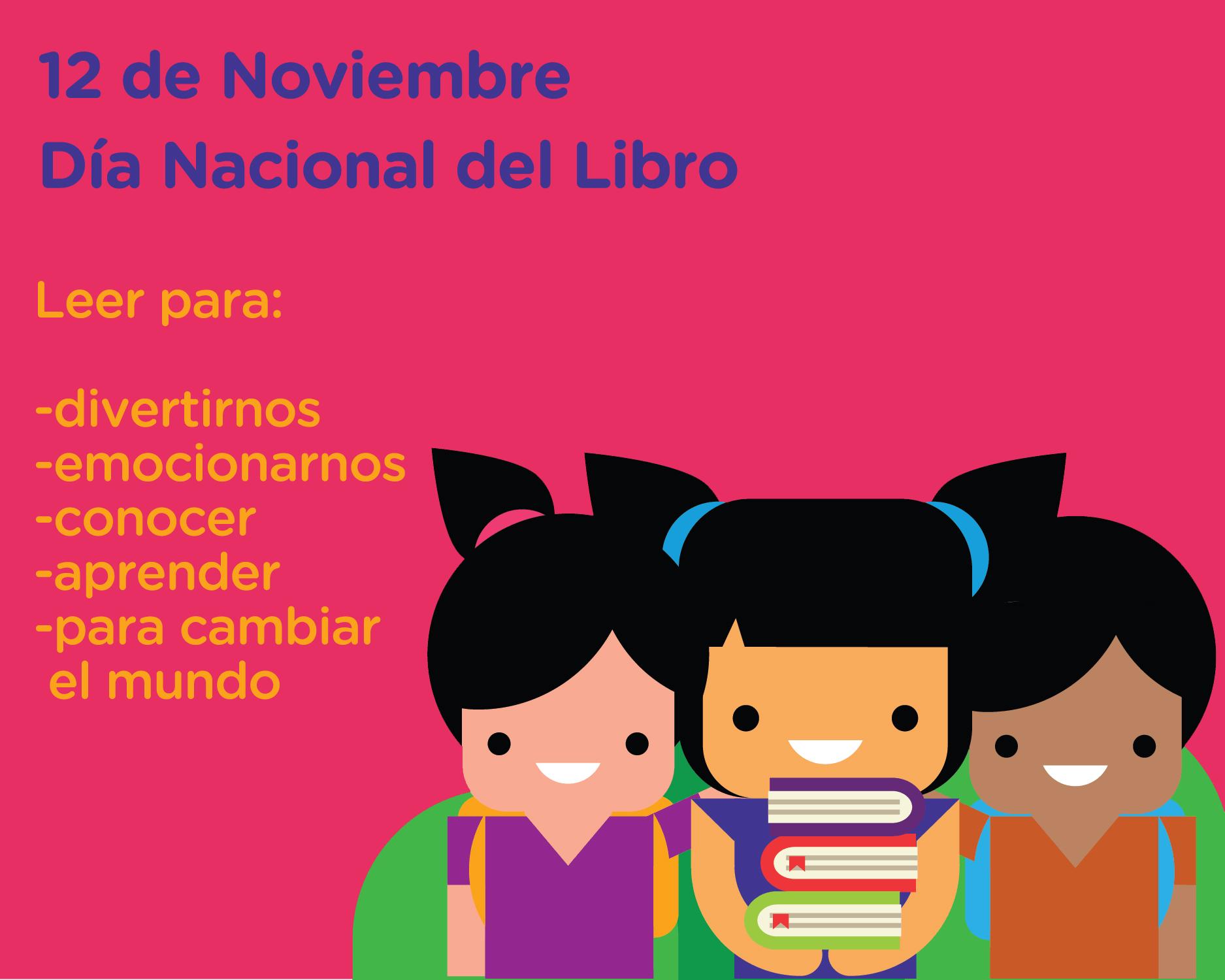 Leer en voz alta y los beneficios en las niñas y los niños