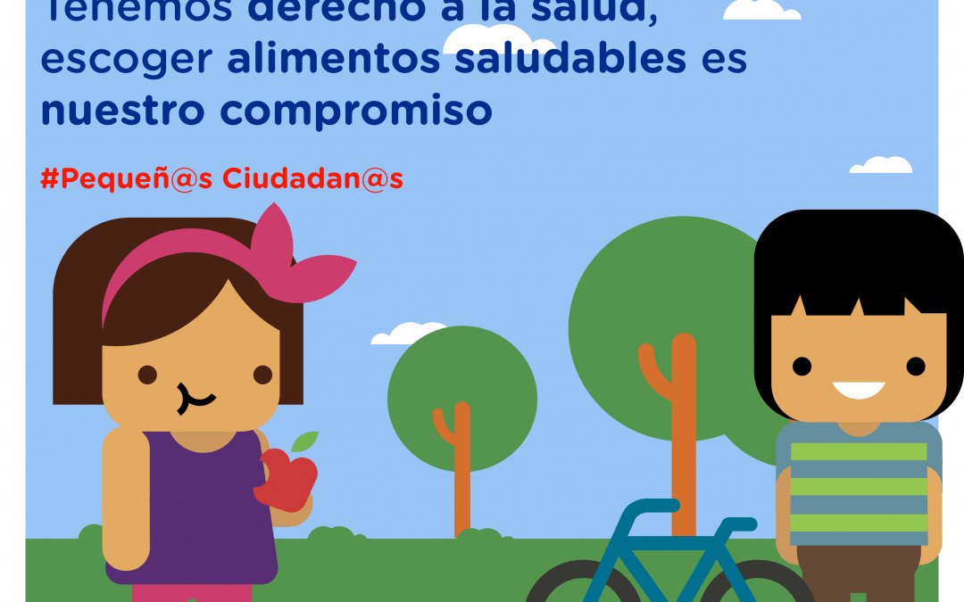 El derecho de los niños a recibir amor hasta en la comida