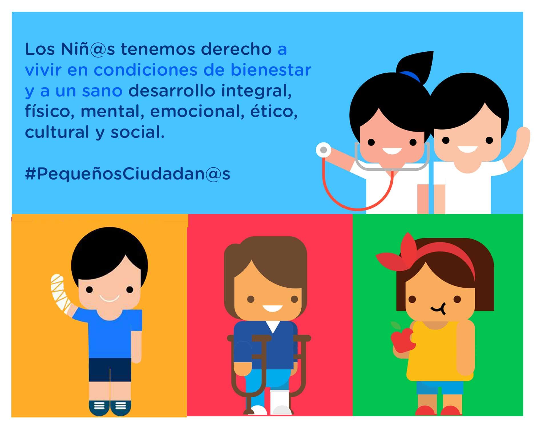 La Salud infantil, un compromiso ciudadano
