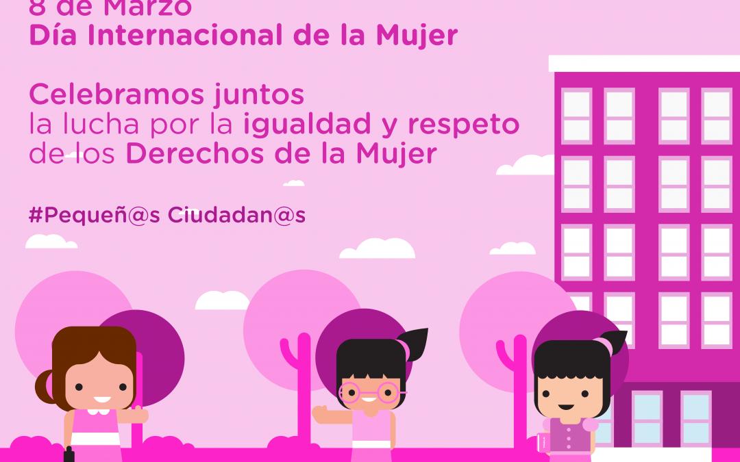 La educación en los niñ@s y el Día Internacional de la mujer