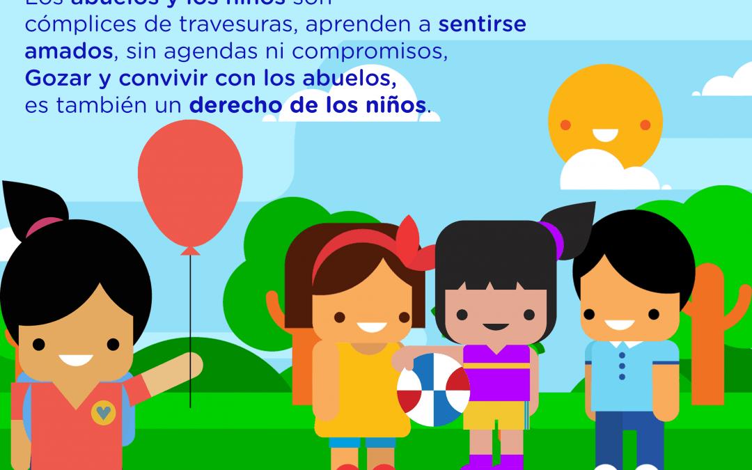 """""""El derecho de los niñ@s al amor de sus abuel@s"""""""