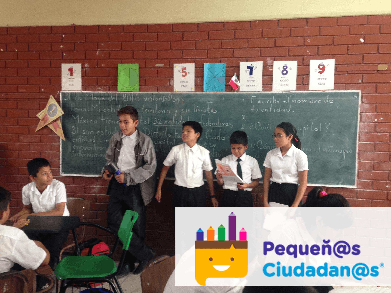 Emotivo mensaje al voluntariado de ALEN en la escuela Heliodoro Ruiz Castillo
