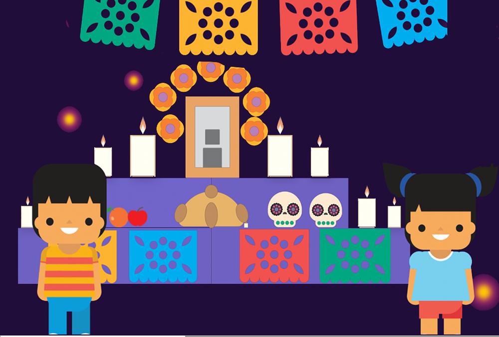 Las Tradiciones del Día de Muertos