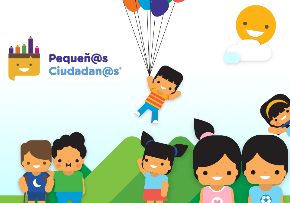 Lanzamiento Serie Animada Pequeñ@s Ciudadan@s