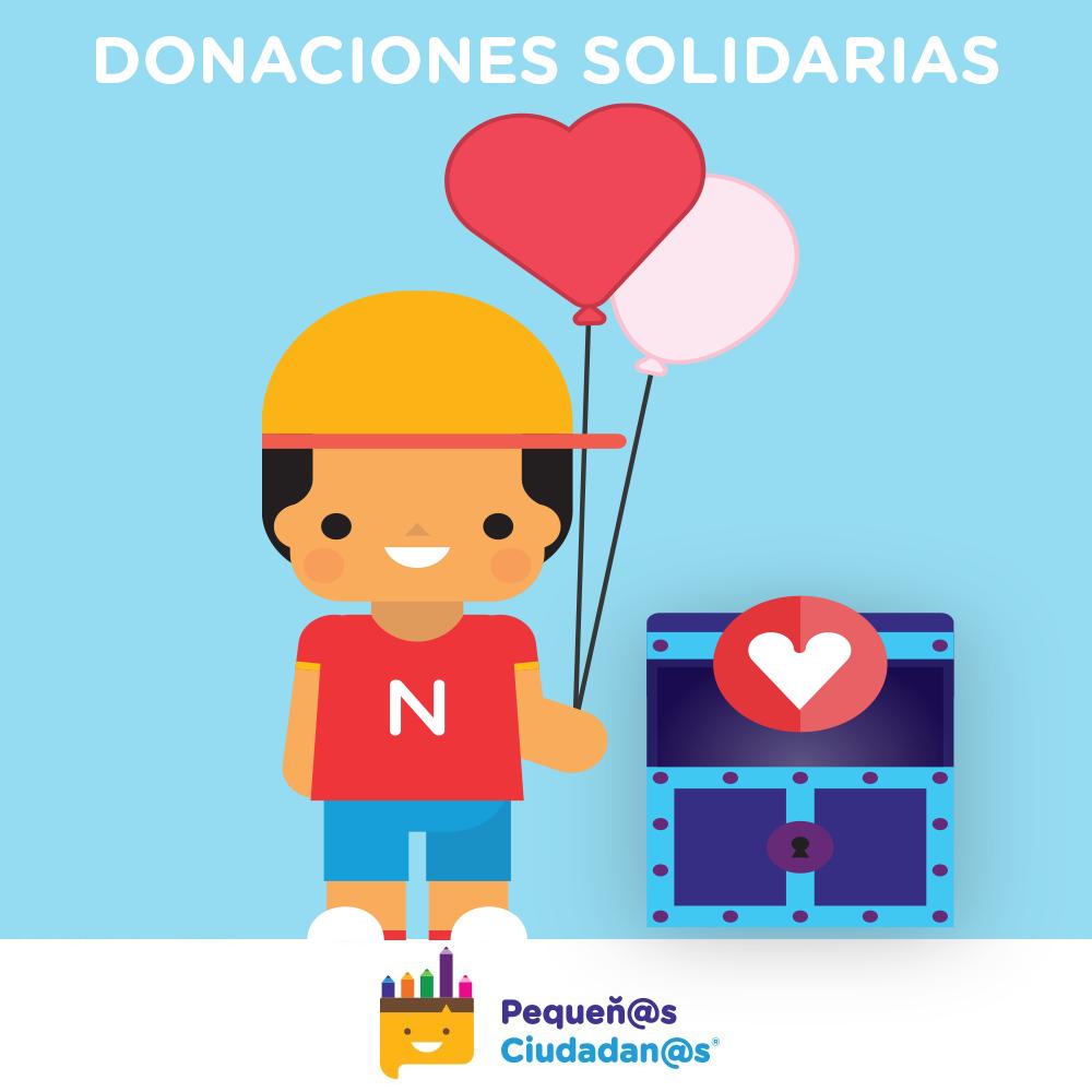 Donaciones Solidarias en tiempos del COVID-19