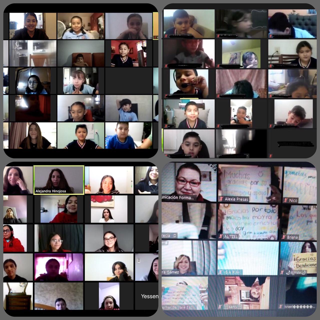 Pequeños Ciudadanos educational virtual platform